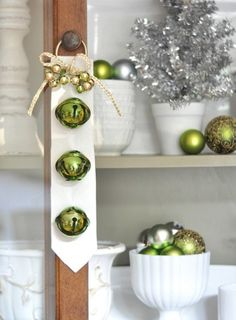 Make Your Own Sleigh Bells