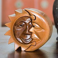 """Theme for Shelly: """"Celestial Sweethearts"""" from @NOVICA"""