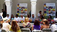 INICIA EL SIMPOSIO INTERNACIONAL DE PINTURA *OAXACA: TIERRA DEL MEZCAL*