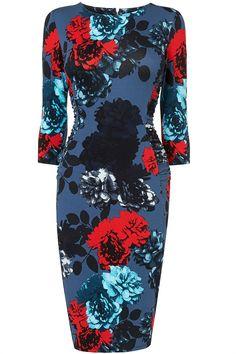 Phase Eight Hendon Floral Dress - The Brand Store on EziBuy Australia