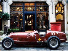 "coffeebreakexpresso:  ""  1935 Alfa Romeo 8C Scuderia Ferrari GP Racer  """