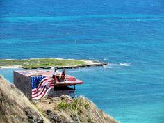 Oahu Hikes - Lanikai Pillboxes