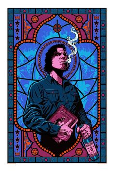 Mark Lanegan poster