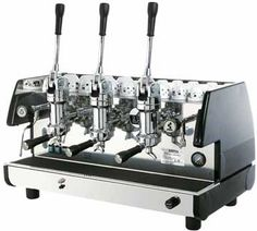 """La Pavoni Lever - New machine old design.  It's where the term """"Pull a shot"""" came from."""