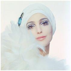 Photographer: Gian Paolo Barbieri (model Benedetta Barzini,1966)