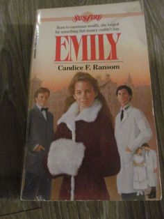 Emily by Candice Ransom (1984, Paperback) Sunfire Romance