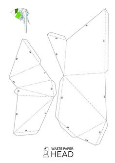 sugar skulls printable paper craft pdf patrones