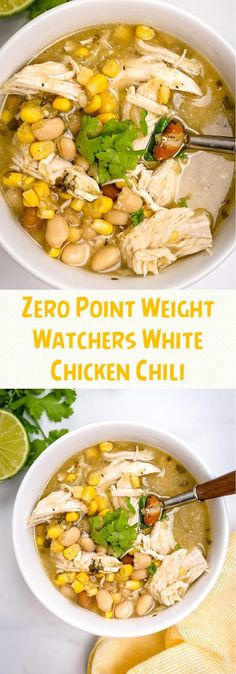 Weight watcher meals 257408934939728668 - Zero Point Weight Watchers White Chicken Chili Source by Weight Watcher Dinners, Menu Weight Watchers, Plats Weight Watchers, Weigh Watchers, Weight Watcher Recipes, Weight Watchers Lunches, Ww Recipes, Skinny Recipes, Soup Recipes