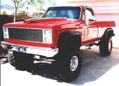 1985 Silverado