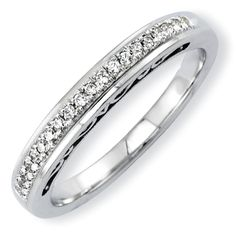 Ladies Wedding Band- Y8321WAA