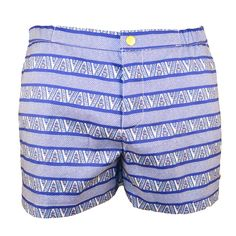 Parke & Ronen Pandora Blue Swim Trunk