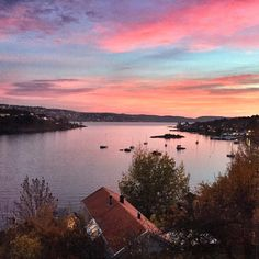 @marcusbleasdale I love Autumn light in #Norway. The next few months are going to be so beautiful on #ormøya #oslo
