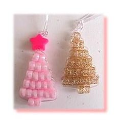 lots of cute ideas for pony beads. I would use small pipe cleaners for children to make it super easy.