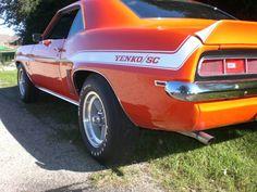 1969 Chevrolet Yenko Camaro