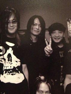 Atsushi Sakurai and Toll Yagami. Beautiful Person, Ticks, Visual Kei, Perfect Man, In This World, Rock And Roll, Singer, Actors, People