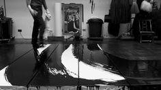 Fabienne Verdier - Contemporary Artist - L'art de la calligraphie monumentale - Paintings