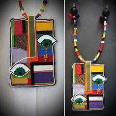 Handmade Necklaces, Washer Necklace, Etsy, Shopping, Jewelry, Jewlery, Jewerly, Schmuck, Jewels