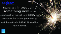 www.logicomdistribution.net - Now Cisco is introducing something new to the collaboration market to simplify the work day, increase productivity, and dramatically enhance working relationships.  Add value and increase sales with Cisco Services. Visit - www.logicomdistribution.net