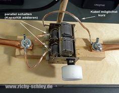 Magnetic Loop Antenne selber bauen / einfach ausprobieren!