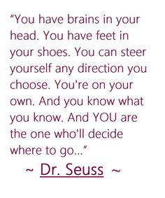 Dr. Seuss is awesome