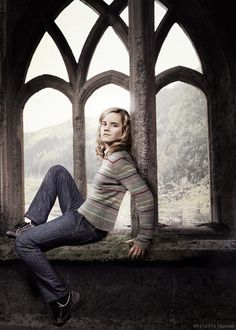 Hermione Granger from Harry Potter <<<< I really like Hermione's style, in a weird way :)