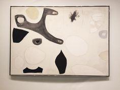 Agnes Martin at the Guggenheim Museum