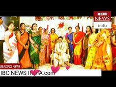 Gali Janardhan Reddy Daughter Wedding  Rare and exclusive IBC NEWS INDIA...