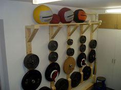 DIY Plate Tree/Rack - CrossFit Discussion Board
