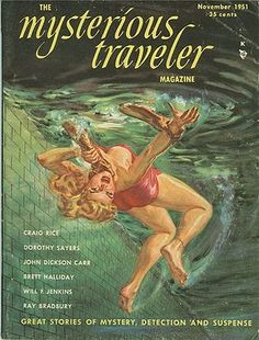 Image detail for -Mysterious Traveler | My old time radio shows