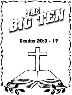 Coloring Pages: Lesson Kids For Christ Bible Club Ten
