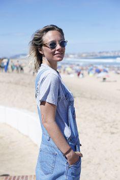 Beach style - Somo - Spain - travel - overall