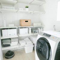 洗面所収納アイデア55選!プチプラ商品で賢くお洒落に収納しよう!