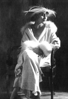 Vera Kholodnaya, 1918 - The first star of Russian silent cinema