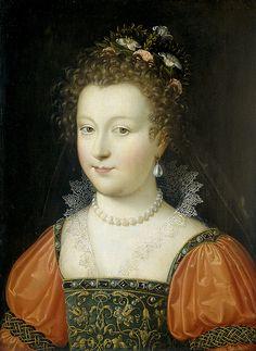 Charlotte Marguerite de Montmorency (1594 – 1650), Princesse of Condé