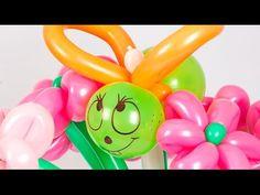 How to make a balloon bee / Wie man einen Ballon Biene machen #balloon #bee #balloonanimals #balloontwisting #balloonart #balloonmodelling #tutorial