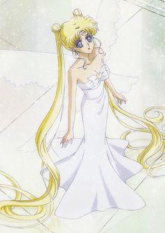 Neo-Queen  Sailor Moon's mother