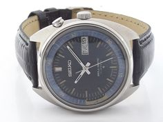 VINTAGE SEIKO BELL-MATIC ALARM AUTOMATIC JAPAN WATCH