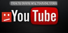 How to delete any YouTube video easily. How Hackers Could Delete Any YouTube Video With Just One Click. Google paid $5,000 for finding a bug in YouTube.