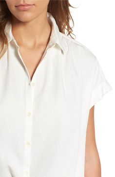 Main Image - Madewell Central Blouse