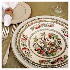 Johnson Brothers Indian Tree Vintage China and Limoges