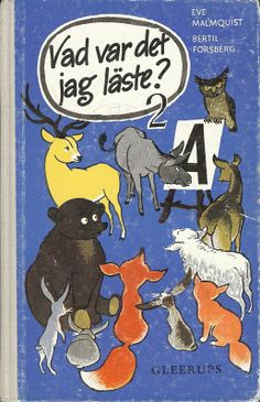 Another fondly remembered school book....