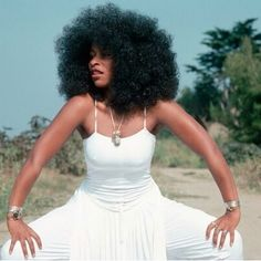 You are in the right place about natural afro hairstyles men Here we offer you the most beautiful pi Curly Hair Styles, Natural Hair Styles, Chaka Khan, Vintage Black Glamour, Natural Afro Hairstyles, Hair Growth Tips, Every Woman, Beauty Routines, Hair Goals