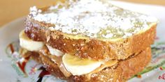 French Toast Elvis Style