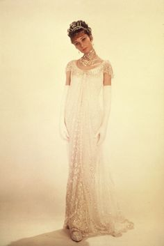 Turner Classic Movies - Audrey Hepburn - promotional photo for My Fair Lady 1963. Photo by Cecil Beaton