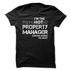 Nice T-shirts  Property Manager HOT . (3Tshirts)  Design Description: Property…                                                                                                                                                                                 More