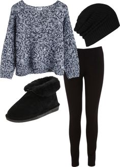 """Cozy"" by teneshasanchez on Polyvore"