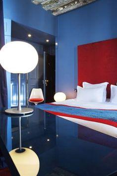 Photos of Hotel du Petit Moulin in Paris