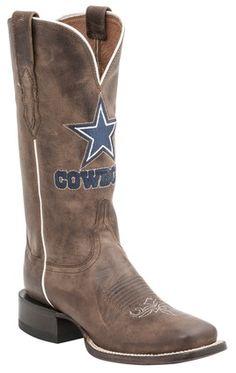 Lucchese Womens Tan NFL Dallas Cowboys Leather Western Cowboy Boots - Go Shop Shoes Dallas Cowboys Boots, Dallas Cowboys Women, Cowboy And Cowgirl, Cowgirl Boots, Women's Boots, Shoe Shop, Westerns, Leather, Fashion Design