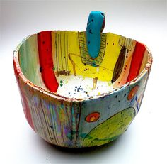 February 2013/Bright bowl.