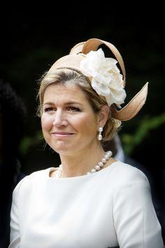 Queen Máxima, July 1, 2013 | The Royal Hats Blog